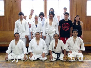 July 4, 2012 new student introduction class
